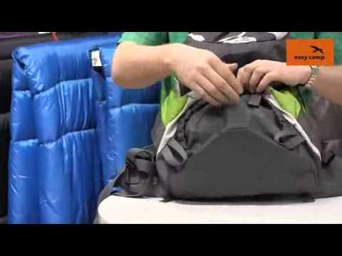 Відеоогляд  туристичного рюкзака Easy Camp Spectre 40 Orange