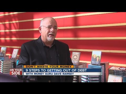 0 Dave Ramseys 9 tips to get out of debt