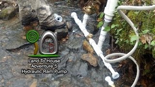 Adventure 5 - Hydraulic Ram Pump