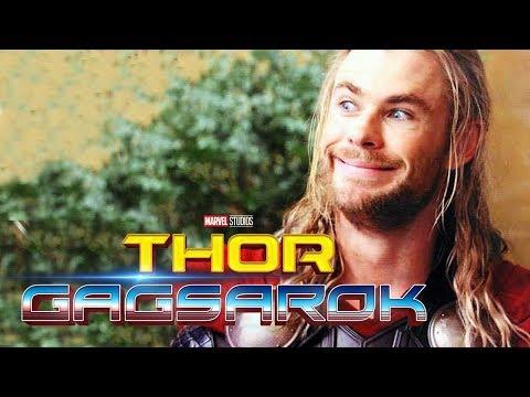 Thor: GagsArok - Asgard's Funniest Bloopers