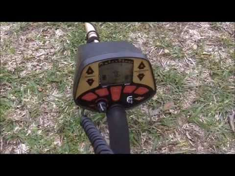 Local Park Hunts With Brett & My Fisher F4 Comes Home February 09 2012.wmv