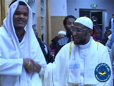 Sheikh Okasha Kameny Welcome A New Brother to Islam Abubakr Islamic Center of WA