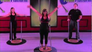 Martial Arts workout with Cynthia Rothrock - Part 2/4 Michael D. Berry, D.C. inTustin, CA 92780