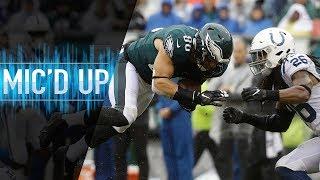 Zach Ertz Mic'd Up vs. Colts