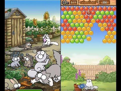 《Simon's Cat - Pop Time》手機遊戲玩法與攻略教學!