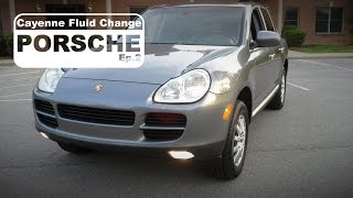 In this second episode on the Porsche Cayenne I tackle how to change the much dreaded transmission fluid and filter change procedure and how to use Durametrics for the job.Music:Guts & Bourbon Kevin MacLeod (incompetech.com) Licensed under Creative Commons: By Attribution 3.0http://creativecommons.org/licenses/by/3.0/