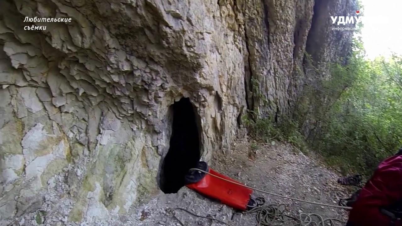 Ижевский дайвер Владимир Федоров открыл самую глубокую подводную пещеру в России