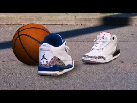 0 Air Jordan III & V Baby Socks