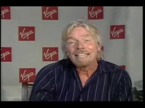 Richard Branson on Marketing and Business