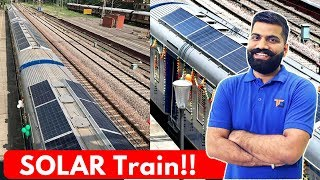 Wondershare Video Convertor: https://goo.gl/fSw8KH Namaskaar Dosto, is video mein maine aapse Indian Railways ki Solar Train System ke baare mein baat ...