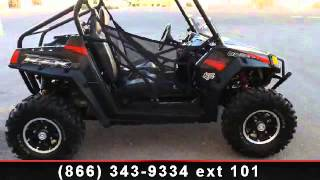 4. 2011 Polaris Ranger RZR 800 S Black Carbon Fiber LE - RideN