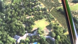 Hazyview South Africa  city pictures gallery : Flight over Hazyview South Africa part 1