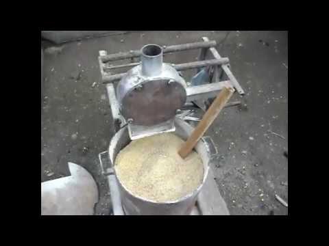 Дробилка для кукурузы своими руками 80