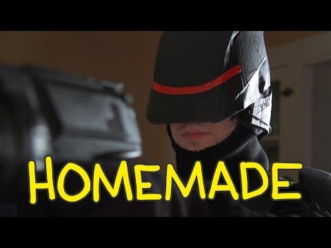 Homemade Robocop Trailer