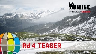La Thuile Italy  City pictures : EWS 4: The Mountains Rise. La Thuile Teaser, Italy