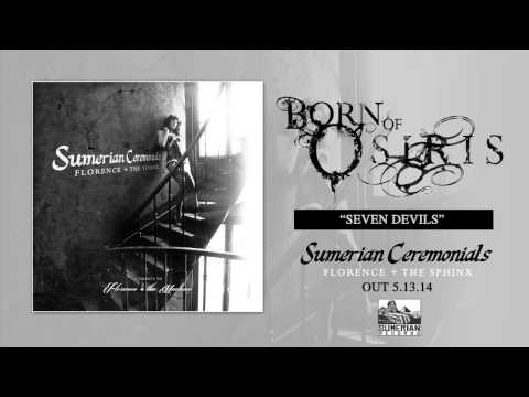 Born of Osiris - Seven Devils lyrics
