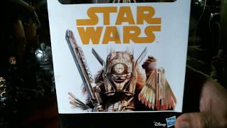 12 inch Enfys Nest Figure from SOLO A Star Wars Story 2019