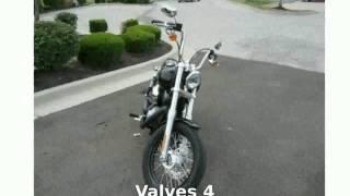 6. 2009 Harley-Davidson Dyna Glide Street Bob - Info & Walkaround