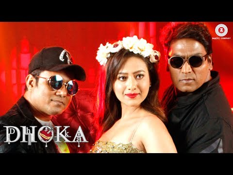 Ganesh Acharya, Madalsa Sharma, Rimesh Raja launched Dhoka song with live performance at PVR IKON, Andheri