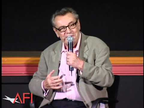 Miloš Forman - Milos Forman talks with an audience about his experience casting actor Will Sampson after a screening of his acclaimed film ONE FLEW OVER THE CUCKOO'S NEST a...