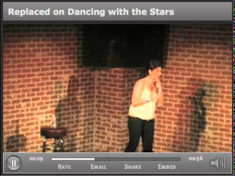 Tammy Pescatelli Comedy | Dancing With the Stars