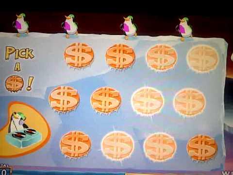 vanilla ice slot machine bonus