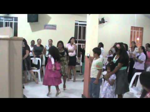 missionária Adrianinha em Colatina