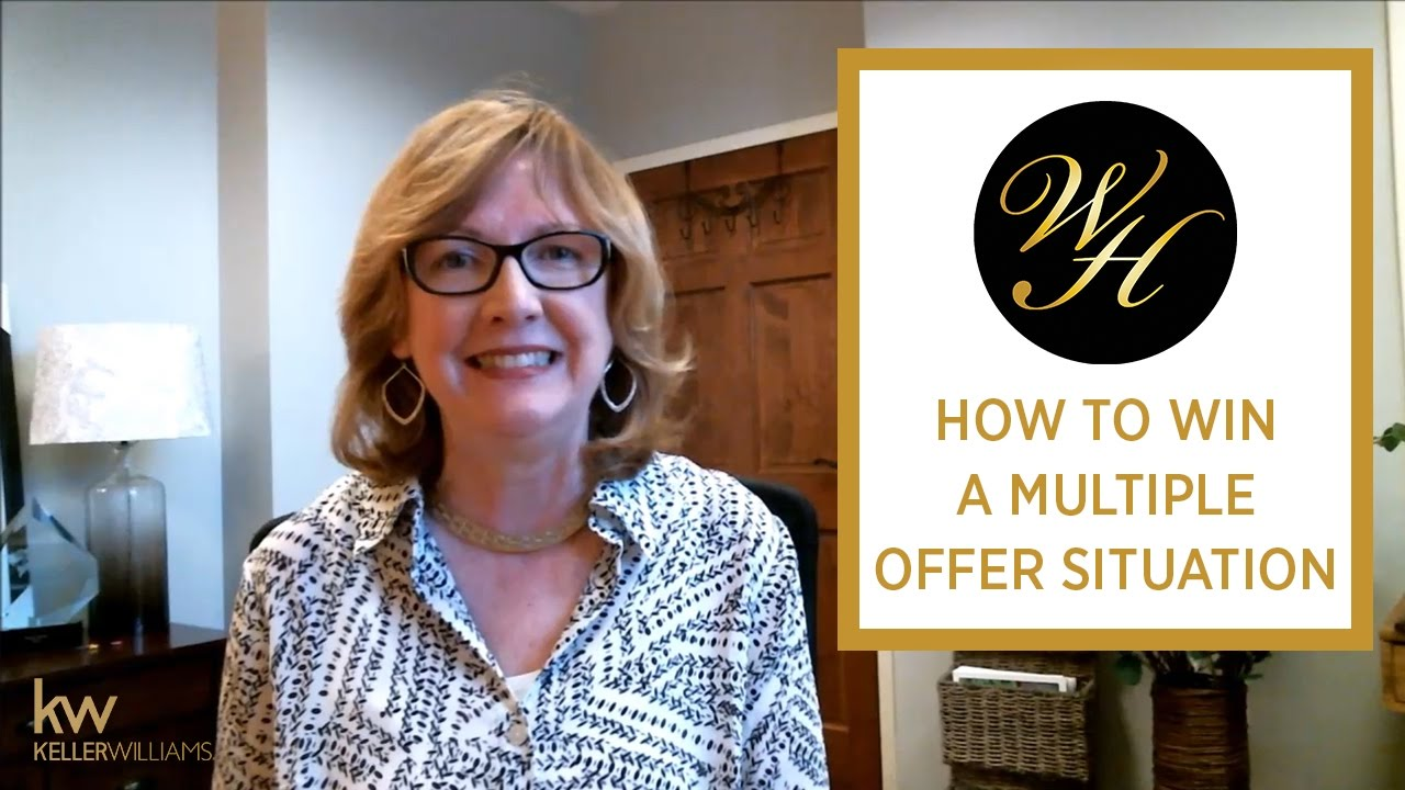 Multiple Offer Tips for Homebuyers