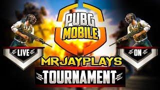 PUBG Mobile PAKISTAN/INDIA    CUSTOM ROOMS & GIVEAWAYS #MrJayPlays #Raptors
