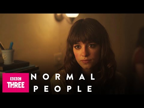 Connell And Marianne Meet Again At University | Normal People Episode 4