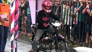 Video SALUUT ; Joki Pemula MEMBERANIKAN Diri Ikut Drag Bike Resmi . SEMANGAT GAES.. MP3, 3GP, MP4, WEBM, AVI, FLV Mei 2017