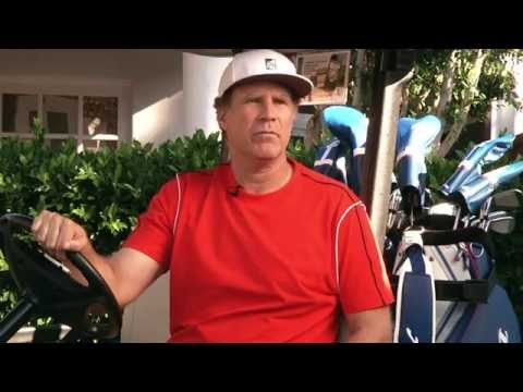 Will Ferrell Lil' Lessons: Golfing for Fun and Profit