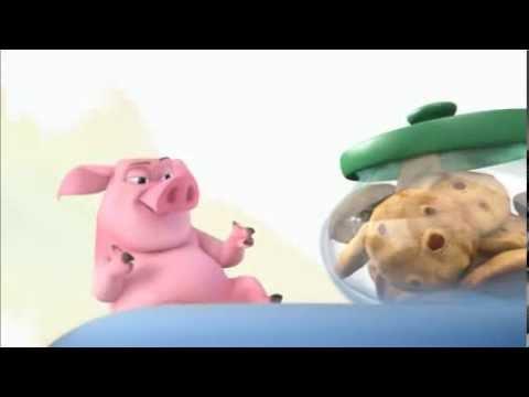 小豬想吃餅乾---超級好笑!!!.