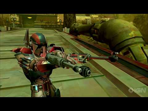 Star Wars: The Old Republic – Combat