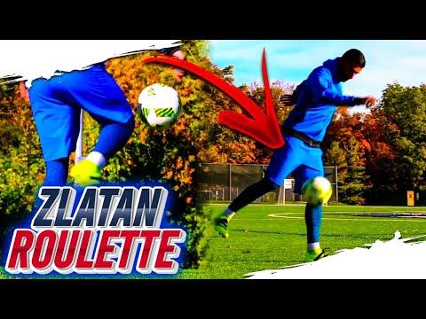 Zlatan Roulette - Soccer/Football Trick Tutorial