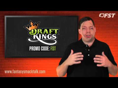 Week 8 – 2015 Daily Fantasy Football DraftKings Value Picks thumbnail