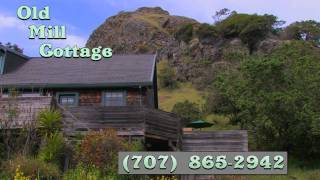 Jenner (CA) United States  City new picture : Old Mill Vacation Rental: Jenner, California