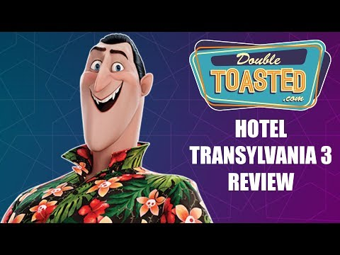 HOTEL TRANSYLVANIA 3 SUMMER VACATION MOVIE REVIEW