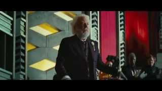 The Hunger Games: Mockingjay Official Trailer HD - YouTube