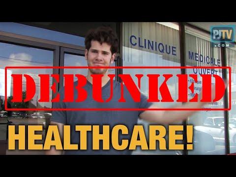 Debunking Steven Crowder on Universal Healthcare
