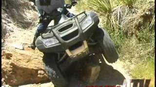 3. ATV Television Test - 2004 Honda Rincon
