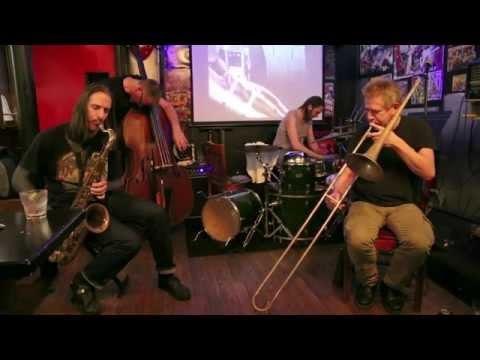 The Core Trio (w/ Steve Swell) - at Freddy's Back Room, Brooklyn - Sep 24 2013