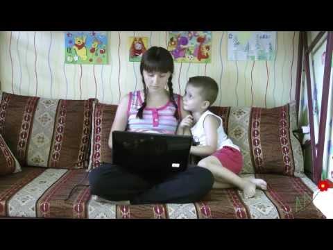 Интернет дороже сына (видео)