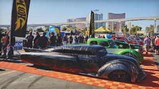 2019 Hot Wheels™ Legends Tour: SEMA by Motor Trend
