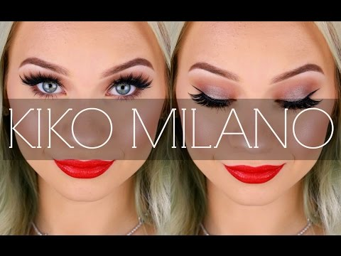KIKO Milano | One Brand Makeup Tutorial | Holiday Look