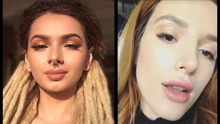 "Video Bella Thorne: ""Zhavia Thinks I'm Ugly?"" Actress Responds to 'The Four' Star MP3, 3GP, MP4, WEBM, AVI, FLV Januari 2018"