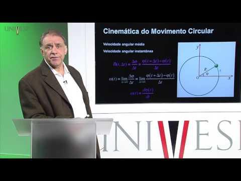 Mecânica - Aula 20 - Dinâmica do Movimento Circular