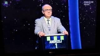 """Pan Andrzej mocno dorzucił do pieca! Błyskotliwa odpowiedź w """"1 z 10″ ."""