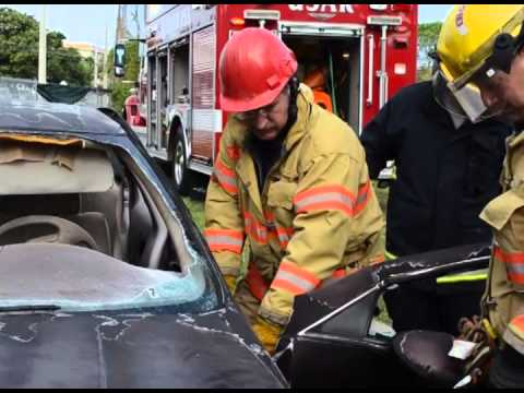 Congressman Joe Garcia and the Jaws of Life