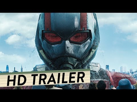 ANT-MAN AND THE WASP Trailer 2  Deutsch German (HD) | Ant-Man 2, Marvel 2018